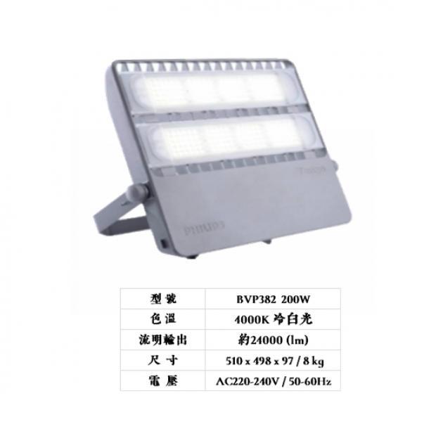 BVP382 LED 1