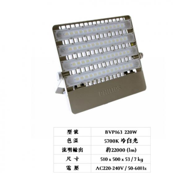 BVP163 LED 1