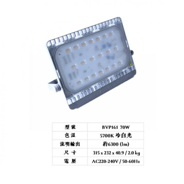 BVP161 LED 1